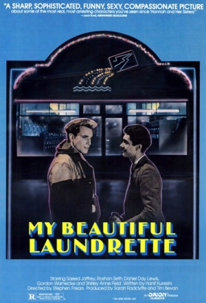 My Beautiful Laundrette Film Poster