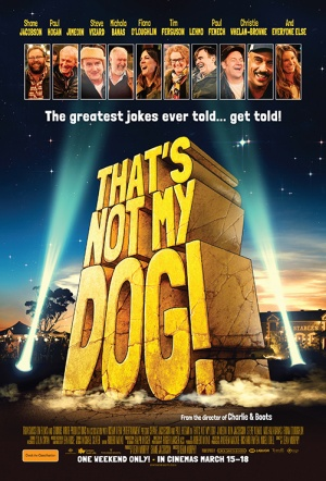 That's Not My Dog! Film Poster