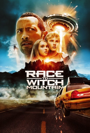 Race To Witch Mountain Film Poster