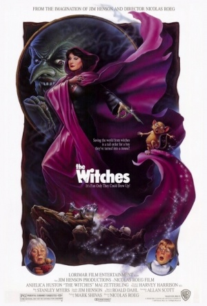 The Witches Film Poster