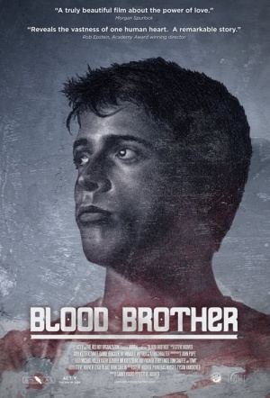 Blood Brother Film Poster