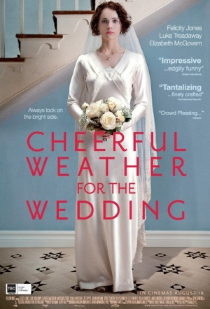 Cheerful Weather for the Wedding Film Poster