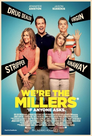 We're the Millers Film Poster