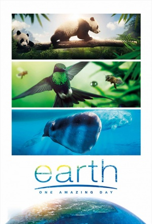 Earth: One Amazing Day Film Poster