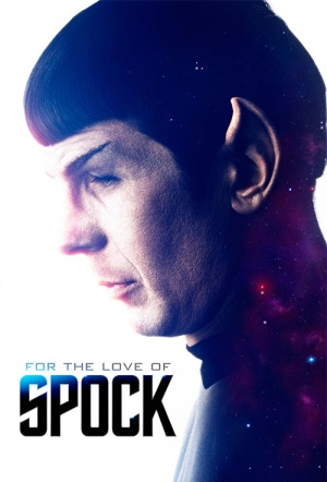 For the Love of Spock Film Poster