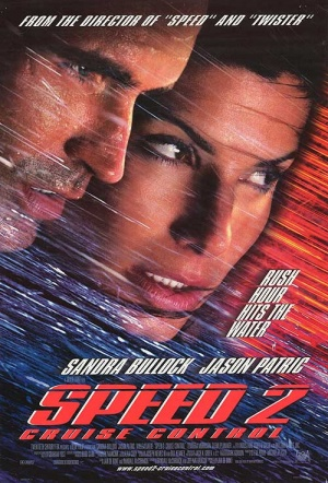 Speed 2: Cruise Control Film Poster