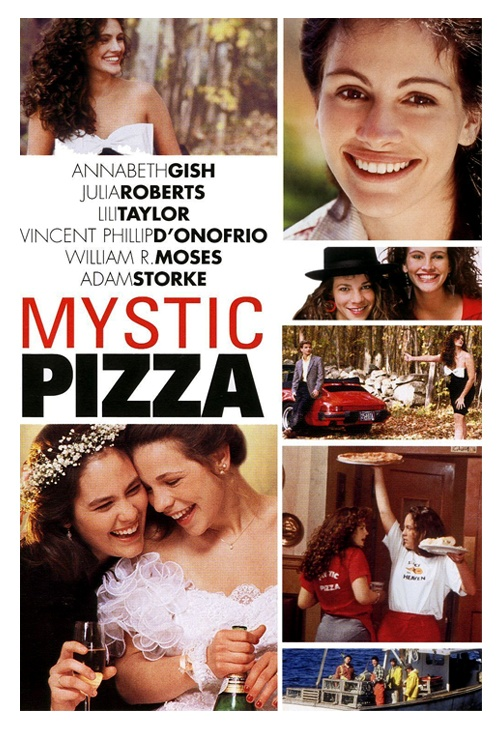 Movie Poster For Mystic Pizza Flicks Co Nz