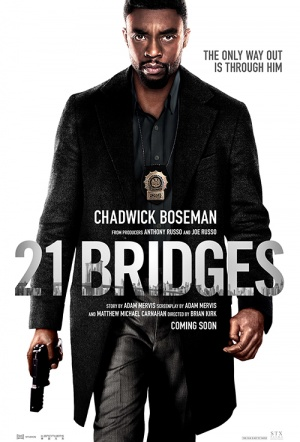 21 Bridges Film Poster