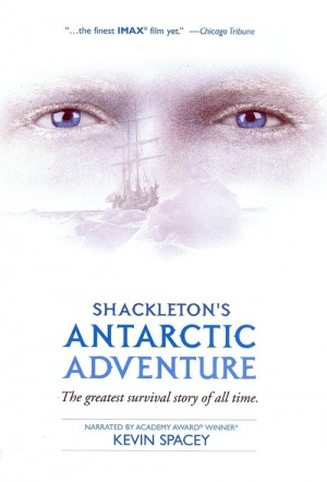 Shackleton's Antarctic Adventure Film Poster