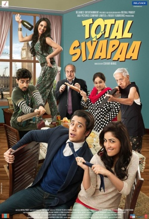 Total Siyapaa Film Poster