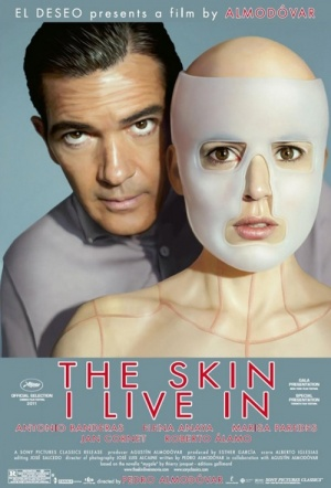The Skin I Live In Film Poster