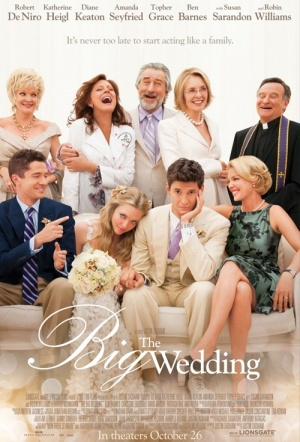 The Big Wedding Film Poster
