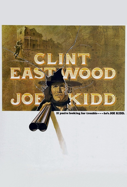 Joe Kidd Film Poster