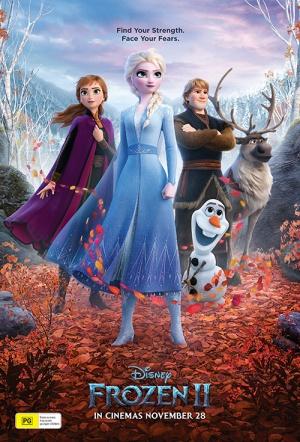 Frozen II 3D