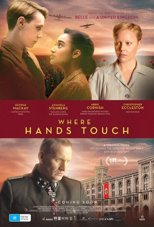 Where Hands Touch Film Poster