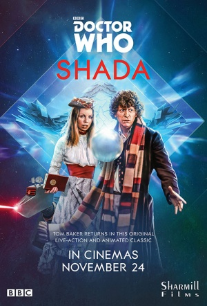 Doctor Who: Shada Film Poster