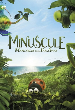 Minuscule: Mandibles From Far Away Film Poster