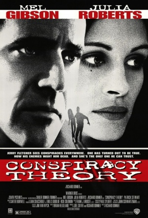 Conspiracy Theory Film Poster