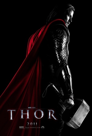 Thor 3D Film Poster