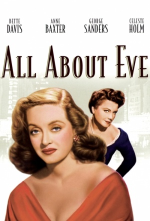 All About Eve Film Poster