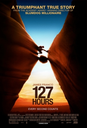 127 Hours Film Poster