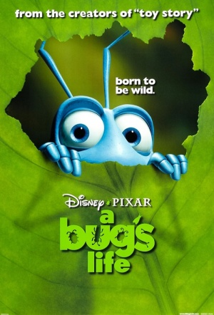 A Bug's Life Film Poster