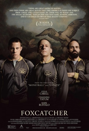 Foxcatcher Film Poster