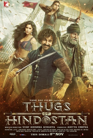 Thugs of Hindostan (Tamil version)