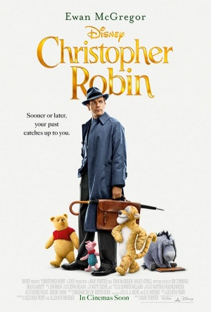 Christopher Robin Film Poster