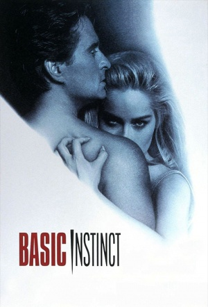 Basic Instinct Film Poster