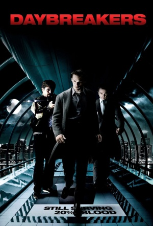 Daybreakers Film Poster
