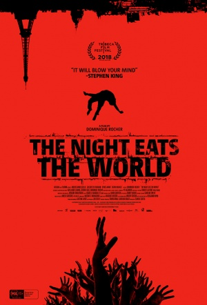 The Night Eats the World Film Poster
