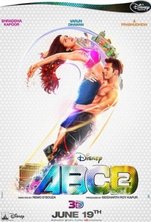 ABCD 2 (Any Body Can Dance) 3D