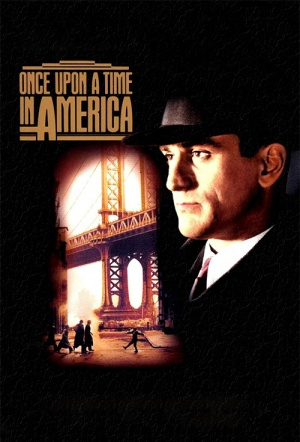 Once Upon A Time In America Film Poster