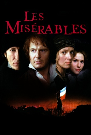 Les Miserables (1998) Film Poster