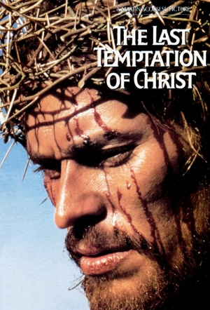 The Last Temptation of Christ Film Poster