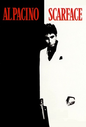 Scarface (1983) Film Poster