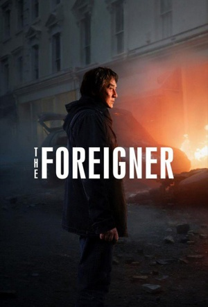 The Foreigner Film Poster