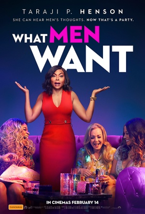 What Men Want Film Poster