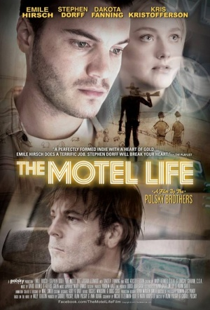 The Motel Life Film Poster