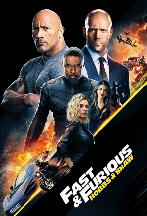 Fast & Furious Presents: Hobbs & Shaw Film Poster
