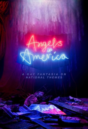 NT Live: Angels in America Part One - Millennium Approaches Film Poster