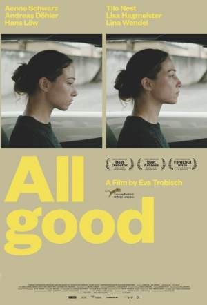 All Good (Alles ist gut) Film Poster