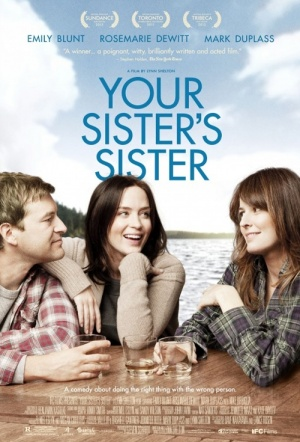 Your Sister's Sister Film Poster