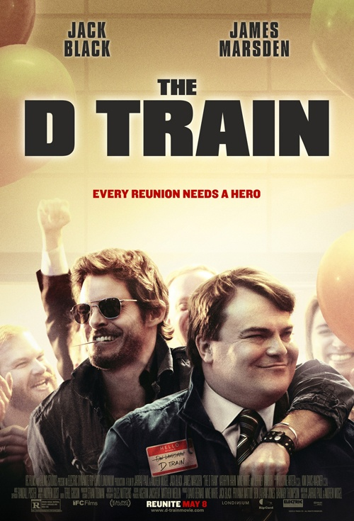 The D Train Film Poster