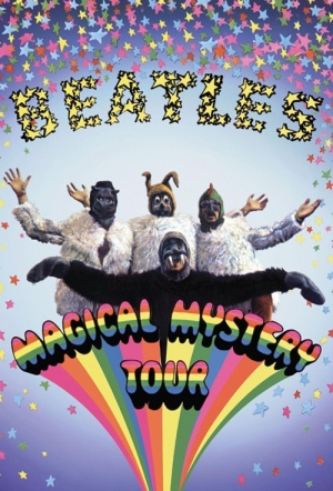 Magical Mystery Tour Film Poster