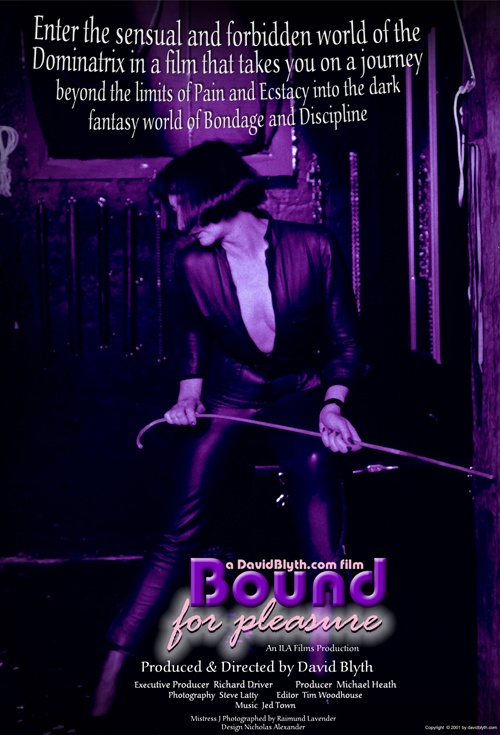 Bound for Pleasure Film Poster