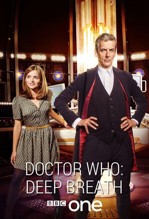Doctor Who: Deep Breath Film Poster