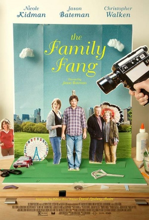 The Family Fang Film Poster