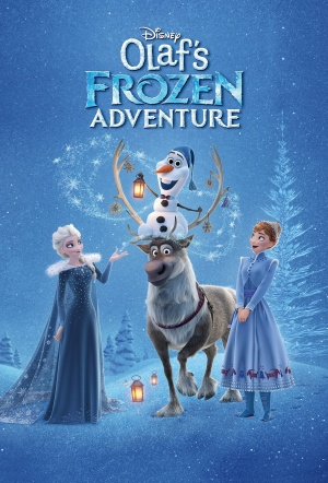 Olaf's Frozen Adventure Film Poster